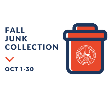 Fall Junk Collection
